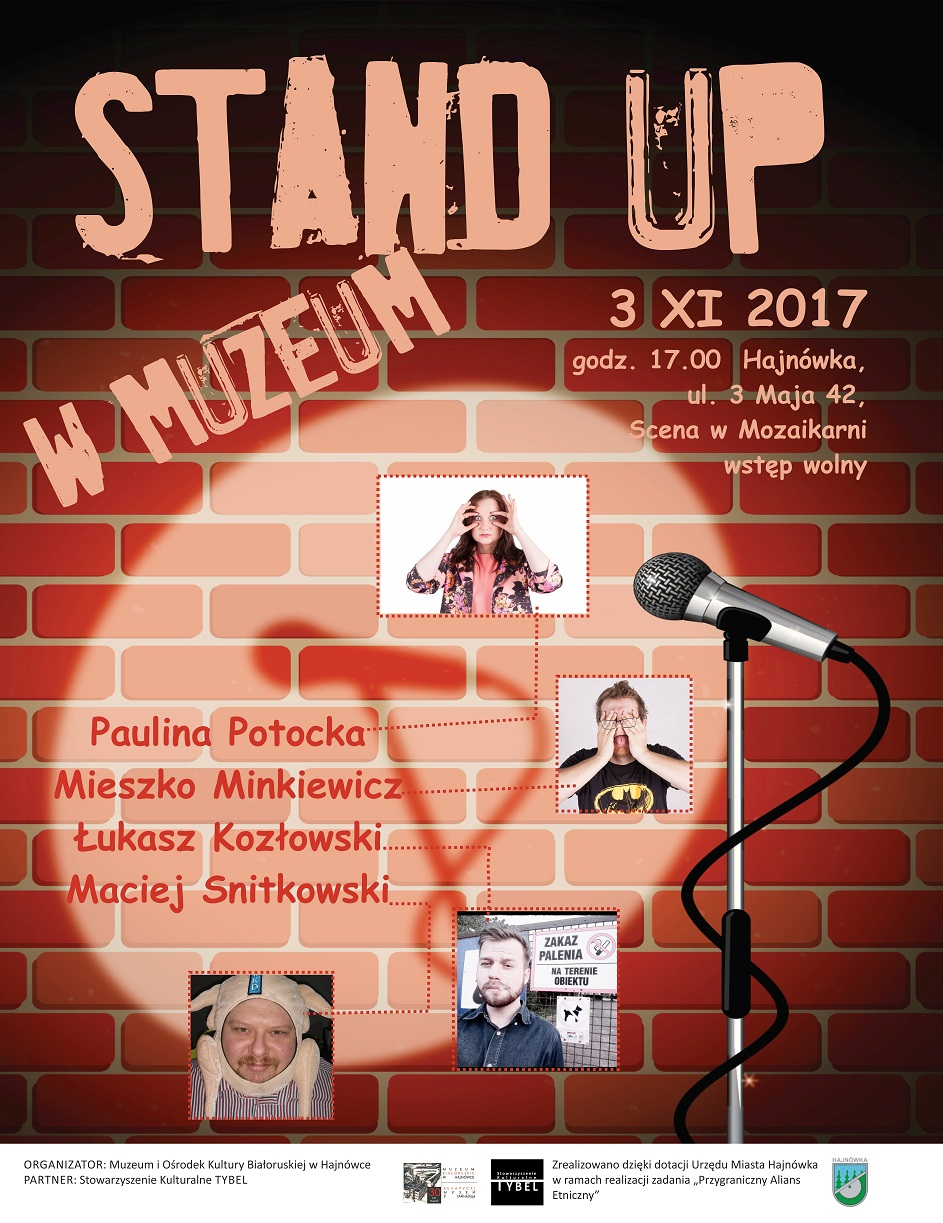stand up muzeum